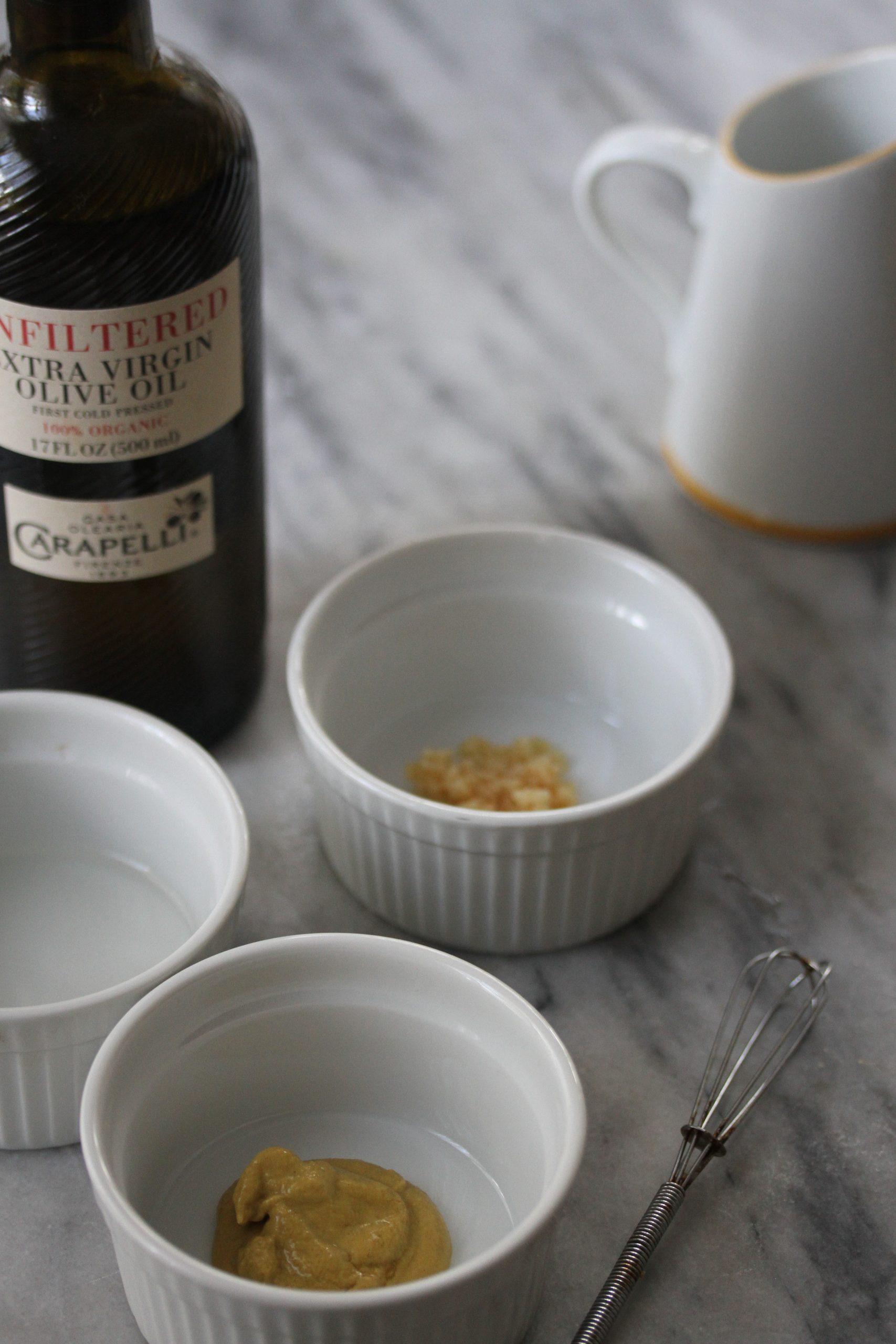Simple Dijon Vinaigrette