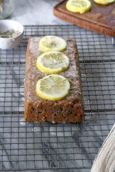 Lemon Lavender Loaf